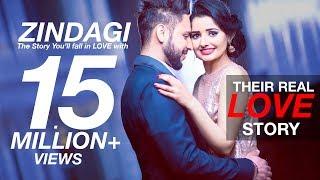 Akhil | Real LIFE Story | ZINDAGI | True Love | Latest Punjabi Pre Wedding Songs 2017