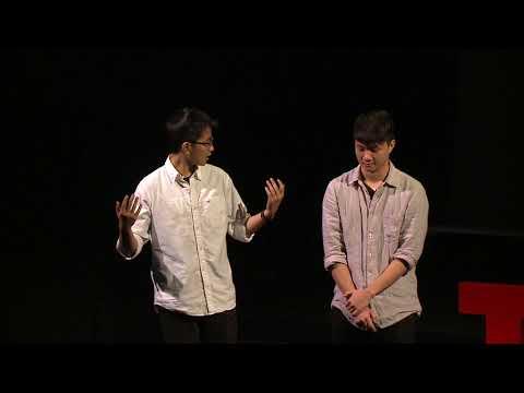 Reality of the Virtual   Young Lee & Jerry Guo   TEDxGunnHighSchool