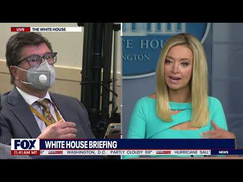 HAD YOUR CHANCE: Kayleigh McEnany BLASTS Reporters For Taking TOO Many Questions