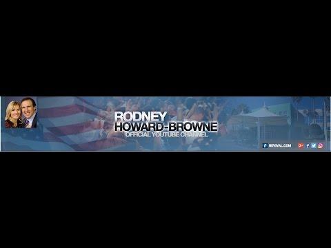 Kingdom Business Fellowship - Dr. Rodney Howard-Browne