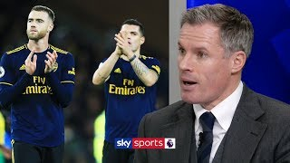 Can Arsenal still finish in the Top Four? | Carragher, Saha & Heskey | Super Sunday