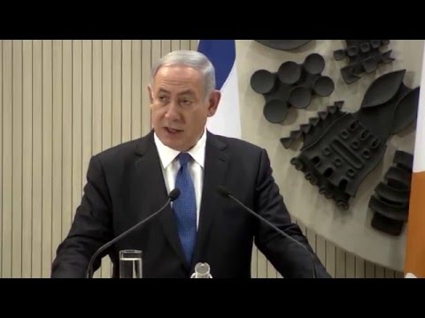 PM Netanyahu's Statement at the Trilateral Meeting between Israel, Greece and Cyprus
