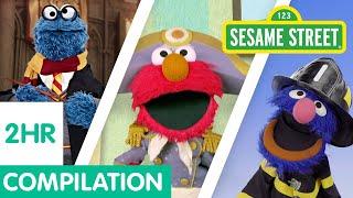 Sesame Street: Halloween Costume Ideas for Kids! | 2 Hour Compilation