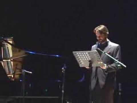 San Benedetto-Alessandro Preziosi al Teatro Concordia