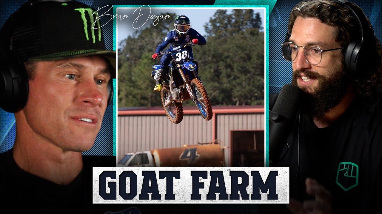 Brian Deegan Talks about the Goat Farm