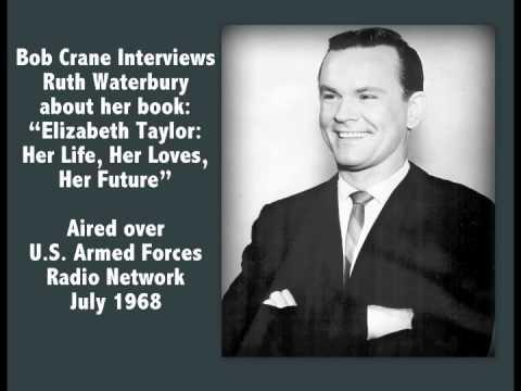 Bob Crane Radio Interview with Ruth Waterbury about Elizabeth Taylor - July 1968