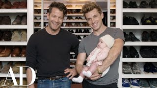 Nate Berkus and Jeremiah Brent Reveal What's In Their Closet | Architectural Digest