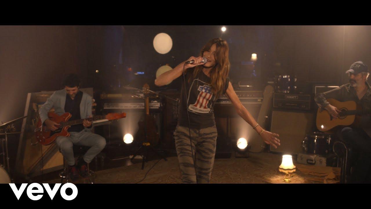 Carla Bruni - Rien que l'extase (Live Session)