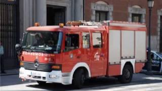 Canciones infantiles: Los bomberos