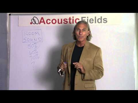What Is A Good Sounding Room? - www.AcousticFields.com