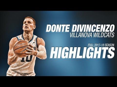 Donte DiVincenzo - Villanova - Ultimate Highlight Mix (2017-18 Season)