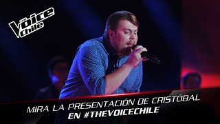 The Voice Chile | Cristóbal Raddatz - You Give Me Something