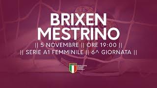 Serie A1 Femminile [6^]: Brixen - Mestrino 24-20