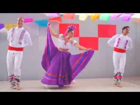 Danza Folklorica Mexicana [DEMO] - Universitarios de la UNAM / Facultad de Medicina