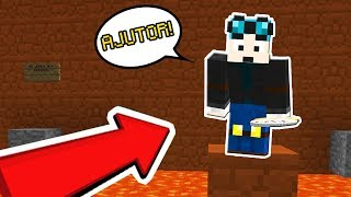 IL SALVEZ pe DANTDM! (Minecraft HORROR)