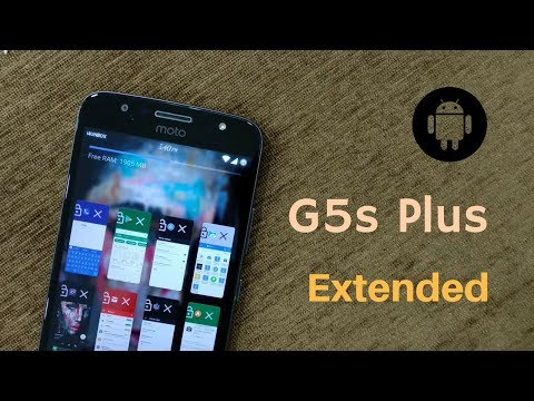 AOSP Extended ROM Review for Moto G5s Plus (Android 7.1.2)
