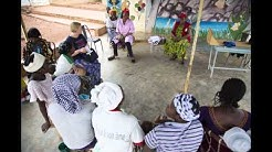 Pelastakaa Lapset taistelee alle viisivuotiaiden lasten aliravitsemusta vastaan Burkina Fasossa