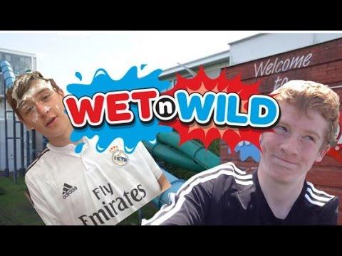 WET 'N' WILD! | Vlog