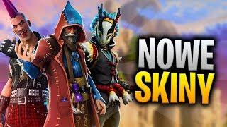NOWE SKINY, KILOFY, LOTNIE, EMOTKI (PRZECIEKI)-batalha Royale de Fortnite