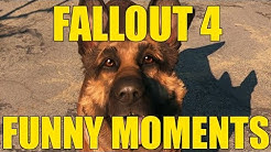 Fallout 4 Bugs compilation