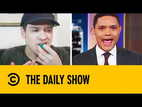 Melania Gets Caught Watching CNN | The Daily Show With Trevor Noah