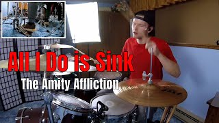 All I Do is Sink - Drum Cover - The Amity Affliction