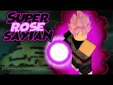 Super Saiyan Rose   Unlocking SsjR in Dragon Ball Z Final Stand   Roblox   iBeMaine