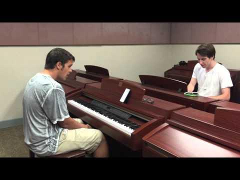 ASU Music Education Keyboard Lab