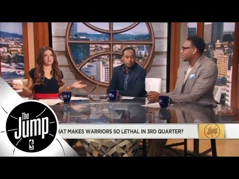 Rachel Nichols: Warriors' 'arrogance' is...