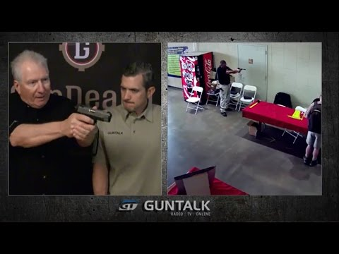 Gun Talk: Negligent Shooting at Tulsa Arms Show