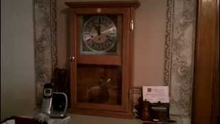 Spartus Westminster Chime Mantle Clock