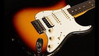 Fender Custom Shop 1965 Stratocaster Relic  •  SN: R72533