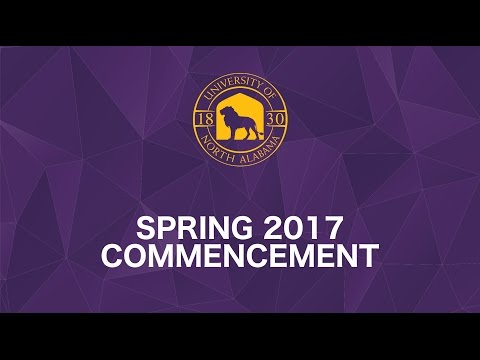 Spring 2017 Commencement - Ceremony 1