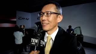 Interview: Gaku Nakanishi, President & CEO Honda Cars, Reviews 2018 Honda CR-V | Honda Urban SUV