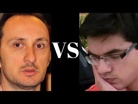 Veselin Topalov vs Anish Giri : Notable game: London Chess Classic (2015)  ·  King's Indian Defense