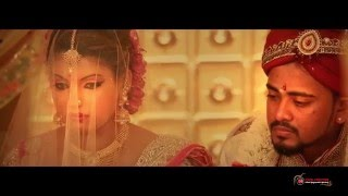 Shuklam Bharadharam Vishnum AR Rahman Devotional Song - WEDDING HIGHLIGHTS Thileepan With Rupa