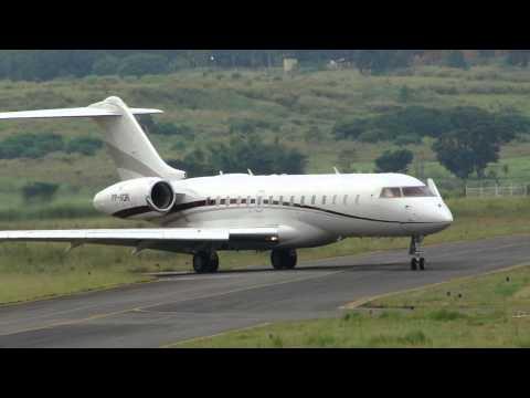 Global Express - PP-VDR - Landing - Amarais/SDAM