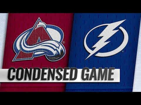 12/08/18 Condensed Game: Avalanche @ Lightning