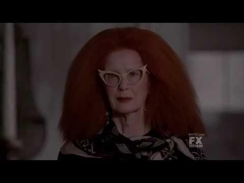 American Horror Story Coven - Telekinesis Test