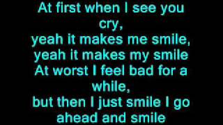 Smile - Lilly Allen - With Lyrics