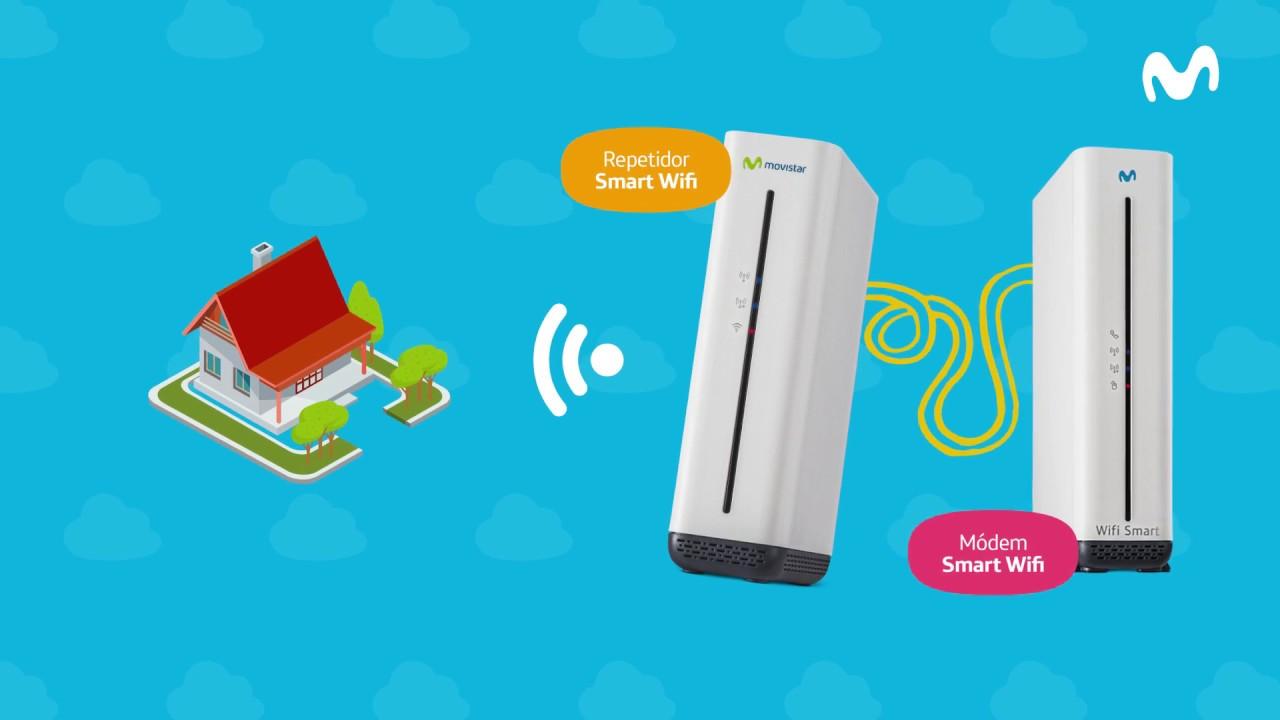 161 Ahora Tu Internet En Casa Es Smart Wifi Youtube