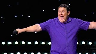 Peter Kay -  Misheard Song Lyrics - Live Stand up Comedy