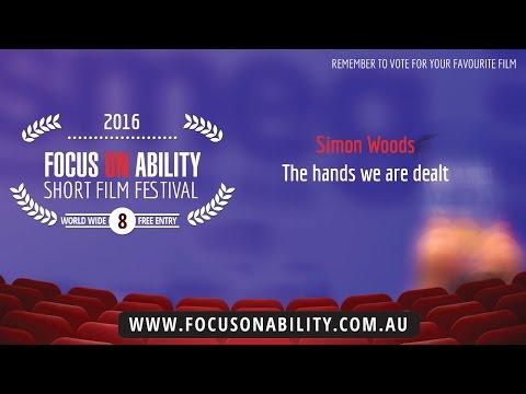 Simon Woods  The hands we are dealt