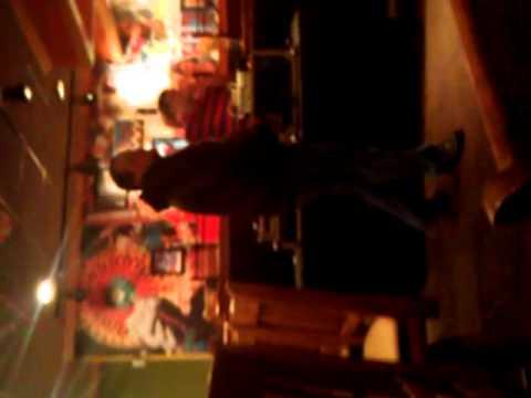 Benjamin Franklin karaoke Respect by Pantera