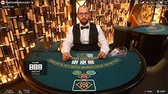 Lucky Session On Three Card Poker