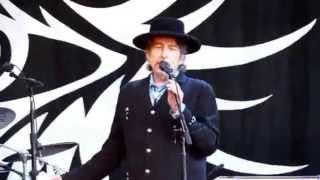 Bob Dylan - 2011-06-27 - Odense Den Fynske Landsby - Forgetful Heart