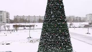 Новогодняя ёлка, г. Пермь