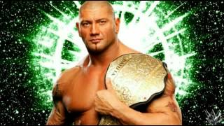 I Walk Alone - WWE Batista Entrance Theme Song