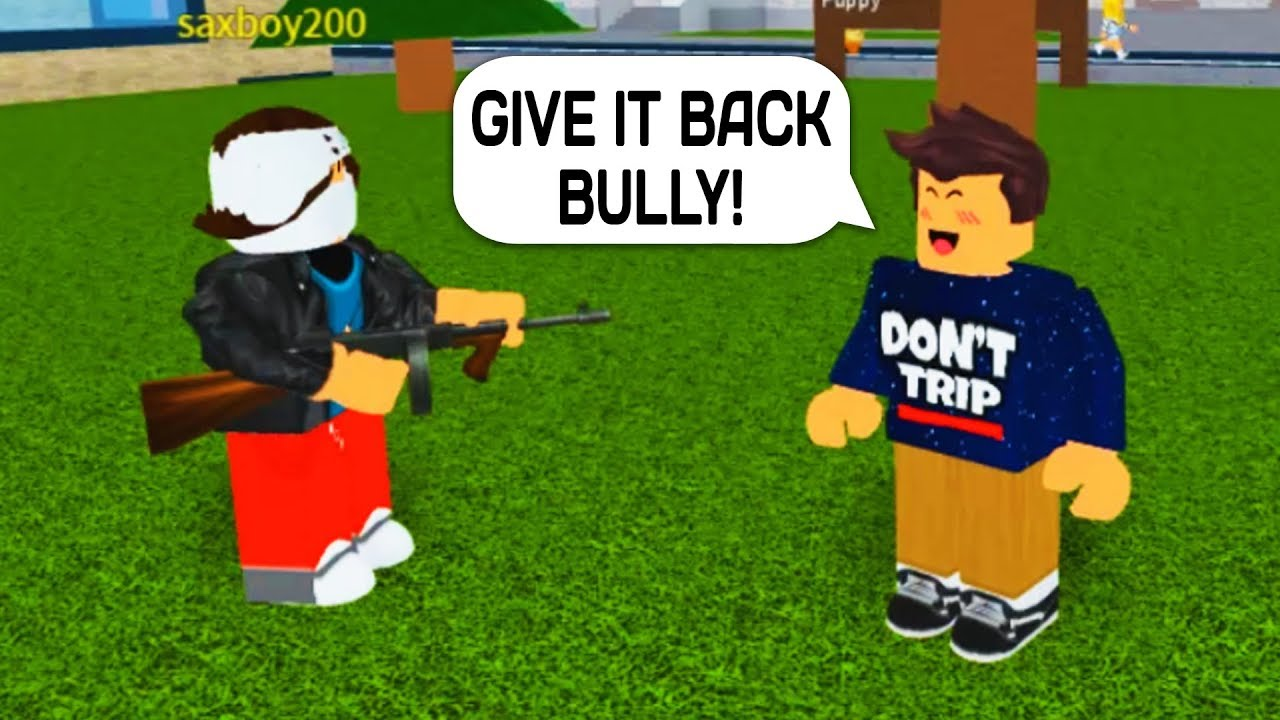 Bully Vs Admin Commands In Roblox Youtube