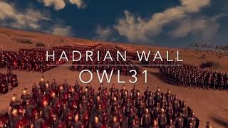 OWL31 - Hadrian Wall (soundtrack-energy/chase/epic/battle/war/positive ending)
